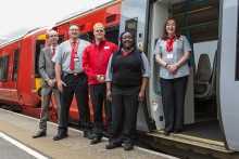 Gatwick shortlisted for national award after raft of station improvements
