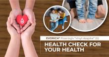 "EVORICH Flooring's ""Vinyl Hospital"" (II): Health Check For Your Health"