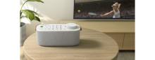 Pratique et sans fil, la nouvelle enceinte TV amplifiée SRS-LSR200 de Sony  rend le son de la télé plus audible