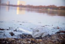 IKEA börjar fånga upp plast på väg mot haven