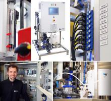 Automatiserade prov- och testanläggningar
