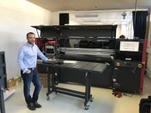 Nr1 Trykk Grefslie satser på digital bredde med nytt produksjonsutstyr