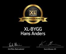 Årets XL-BYGG delägare 2018!