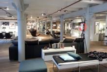 Hamburg am Fischmarkt – Deutschlands größter BoConcept Store