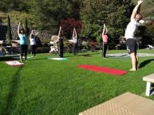 Gesund und glücklich durch Yoga