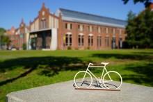 Gemeinsame Sommerradtour der Stiftungsprofessuren Radverkehr