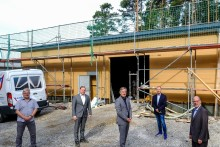 Klimawende vor Ort: Umweltschonende Wärmeversorgung vermeidet in Hövelhof jährlich 2.500 Tonnen CO2-Ausstoß