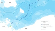 Miljøkonsekvensrapport for sydøstlig rute for Nord Stream 2 sendes i høring