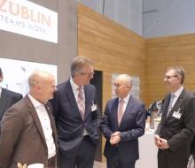 Deutscher Bautechnik-Tag 2019 in Stuttgart eröffnet