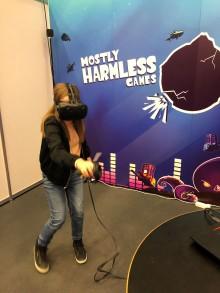 Sweden Game Festival blev besökssuccé