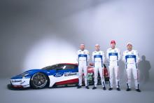 Ford avslører sjåførene for Ford GT's utholdenhetsløp