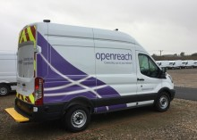 Partnership approach brings ultrafast broadband to more homes and businesses in Cuckfield, West Sussex