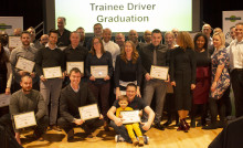 Southern and Gatwick Express celebrate newly-trained local train drivers