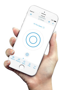 Blueair Friend Air Quality App Ranked One Of The Top Nine Best Tech Gizmo's Unveiled at Berlin's IFA Consumer Electronics Show