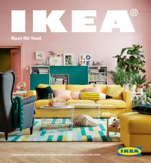Rum för livet i den nya IKEA katalogen 2018