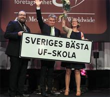 Vismas pris blev tv-reklam för Stora Segerstads Naturbrukscentrum