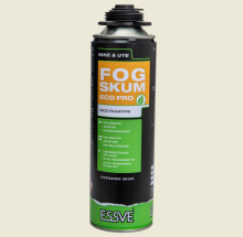 Essve launches two new foam sealants: Foam Sealant Eco Pro and Foam Sealant Flex Pro