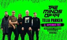 The Minds of 99's koncert i Telia Parken 12. september 2020 er aflyst.
