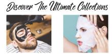 Beauty Pro Collagen Sheet Mask & Barber Pro Sheet Mask For Men