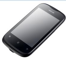 Sverigepremiär för prisvärda Huawei Y201 Pro