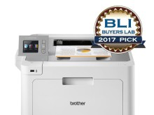Brother HL-L9310CDW reconnue par BLI comme «Outstanding Colour Printer» pour les PME