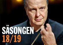 Presskonferens: säsongen 2018/19 i Konserthuset