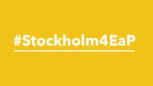 MR-aktivister & delegater från Östeuropa till Stockholm