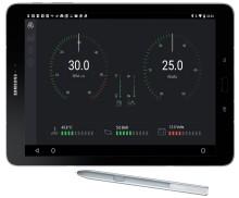 Digital Yacht lance OutboardView - Application pour la surveillance du moteur et l'efficacité énergétique du carburant