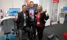 Salli and Contour Design in cooperation towards better work ergonomics