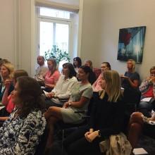 Kostnadsfritt lunchseminarium: Så arbetar ni strategisk med er kultur (begränsat antal platser)