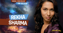 Star Trek: Discovery - Commander Landry (Rekha Sharma) kommt zur FedCon 27 nach Bonn!