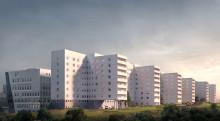 Årets miljöbyggnad 2018 ritad av LINK arkitektur