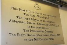 Birmingham's towering landmark dials up golden anniversary