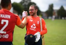 Flynn Inspires England PD Win In World Series Opener