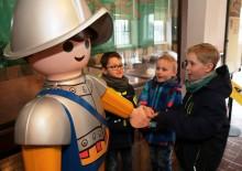Ein Lächeln zu Gast- größte Playmobil-Sonderausstellung in Sachsen