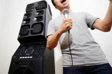 Toute la puissance du son dans une tour ! Sony enrichit son offre avec un nouveau système audio High-Power