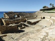 Tarragona er en del av en UNESCO-rute