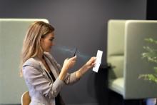 Nets introducerar ny lösning för enkel och säker digital identifiering på avstånd med hjälp av pass