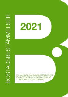 Bostadsbestämmelser 2021 - ny utgåva