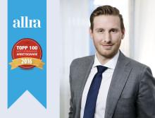 Allra en av Sveriges 100 bästa arbetsgivare