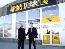 Nordvik Gruppen kjøper Stormyra Karosseri AS
