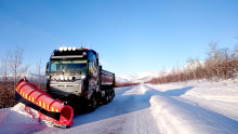 Se upp för väghållningsfordon i vinter – mörk olycksstatistik