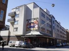 Stena Fastigheter hyr ut gamla Wallmans salonger till spelbolaget Sharkmob