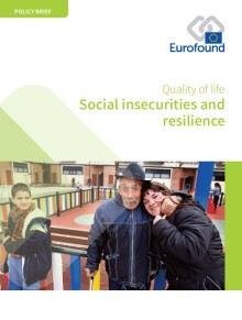 Feelings of insecurity widespread in Europe