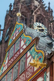 Frankfurts nye gamleby – historie alle vegne