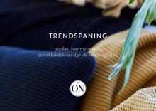 Trendspaning ByON design AW2017