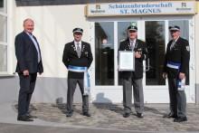 Schützenbruderschaft Niedermarsberg ist ein  Klima.Sieger 2020! Westfalen Weser fördert Klimaschutz mit 15.000 Euro