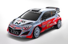 Hyundai klar for Rally Monte Carlo