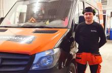Hydroscand har lanserat mobil slangservice i Borås