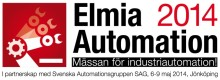 Elmia Automation lived up to expectations